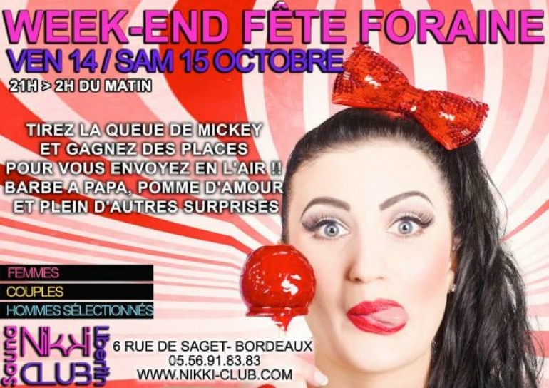 Recensione swinger club e sauna Bordeaux (FR)