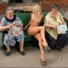 Desiderio d'esibirsi (nudismo cittadino)