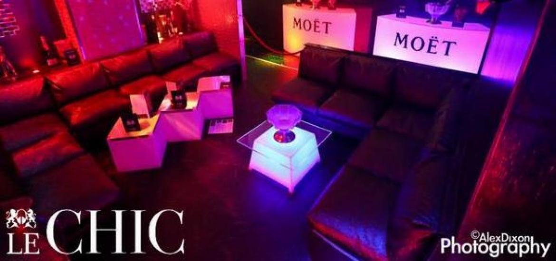 LE CHIC CLUB - (VI)