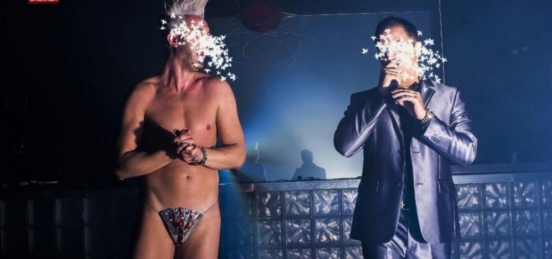 Luxurius party - Olimpo club (RM)