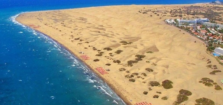 Maspalomas dunes (ES)