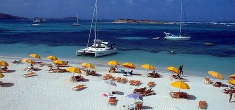 ORIENT BAY, St.Martin (Piccole Antille)