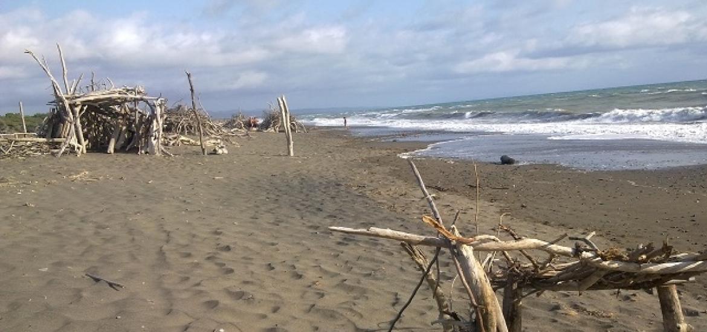spiaggia naturista Macchiatonda (GR)